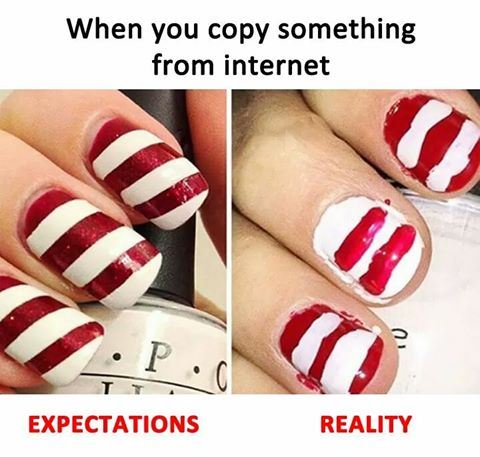 When You Copy Something From Internet