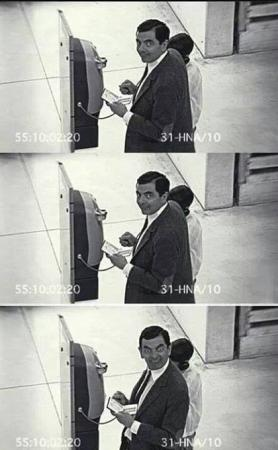 When You See Security Camera