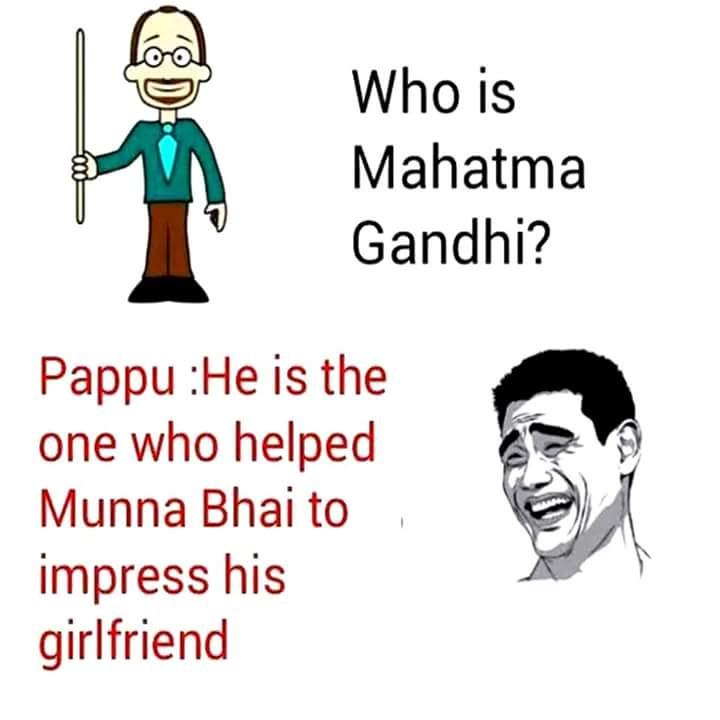 Who Is Mahatma Gandhi