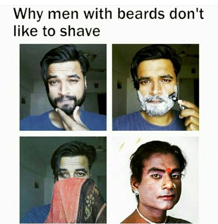 Why Men With Beards Doesn
