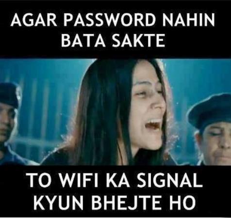 Wifi Ke Signals.........