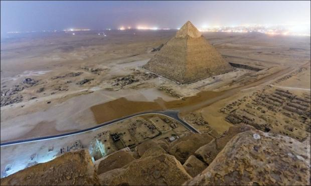 Egypt's Pyramid Amazing View
