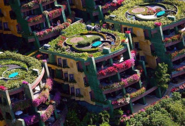 Gardening Apartment,Thailand