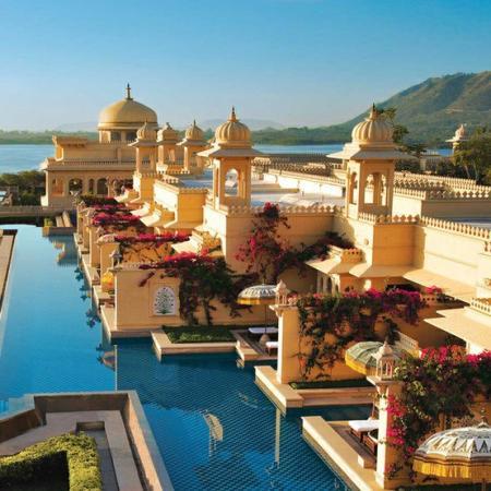 Oberoi Udaivilas Hotel, India