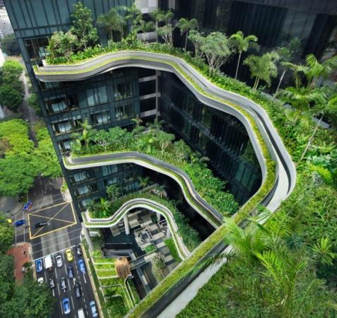 Singapore Park Royal Garden Hotel