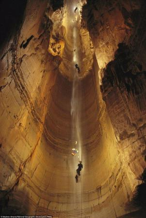 The Krubera Cave