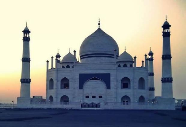 ~ Siddiqa Fatima Zahra Masjid Kuwait ~