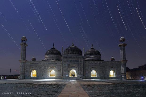 Abbasi Masjid Drawar Fort Cholistan, Pakistan