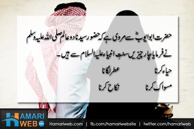 Hadith About Marriage