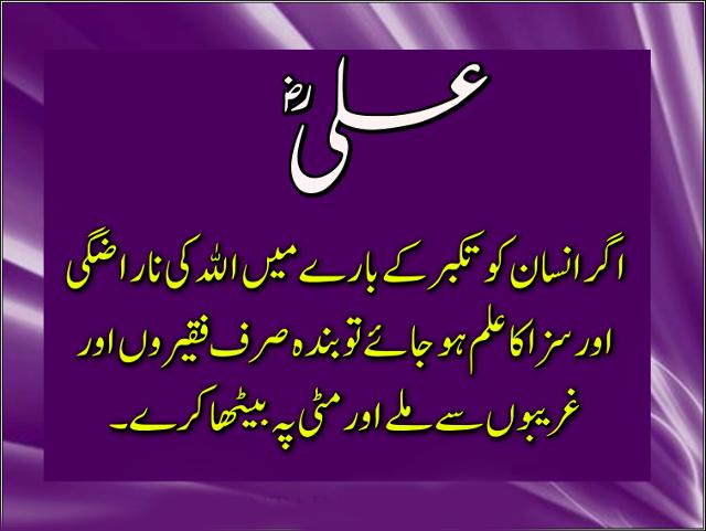 Imam Ali A.S Quote