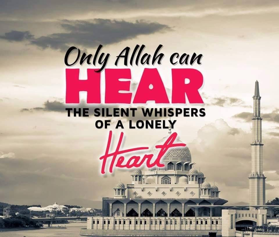 Only Allah Can Hear