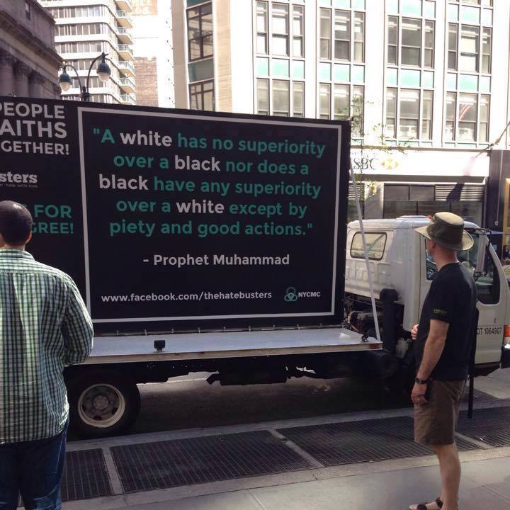 People Are Spreading True Teachings of Islam In New York