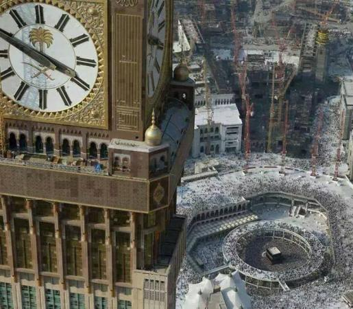 Subhan Allah - Beautiful View Of Makkah
