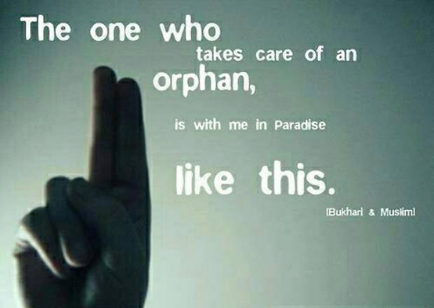 Taking Care Of an Orphan