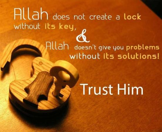Trust HIM...!!!