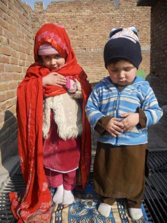 Cute Kids of Pakistan