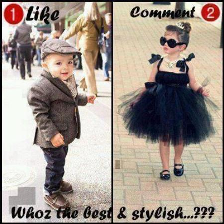Who is more stylish