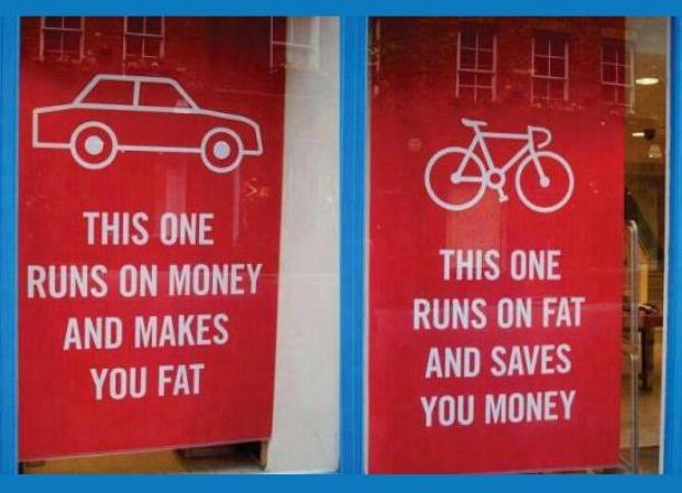 Car VS Cycle
