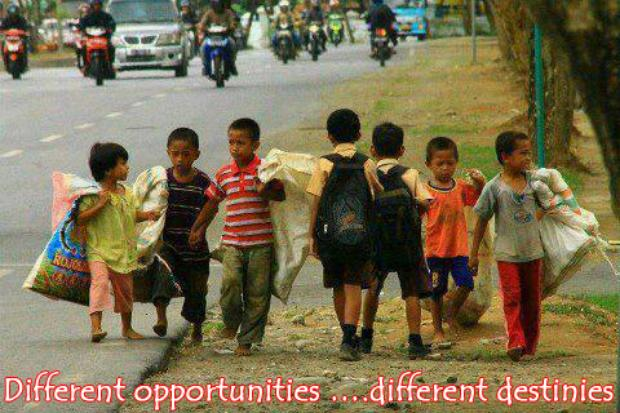 Different-opportunities