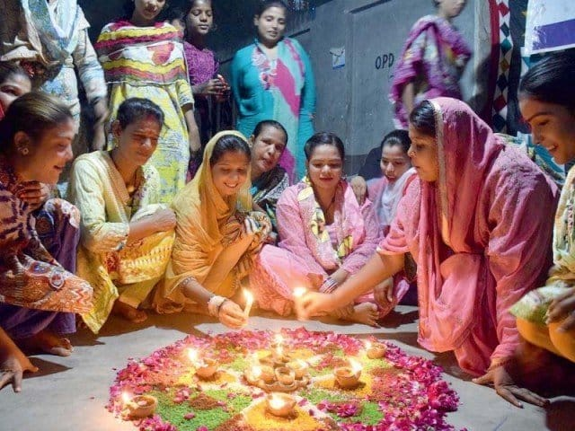 Diwali Being Celebrated In Karachi At Its Dozens Of Mandirs