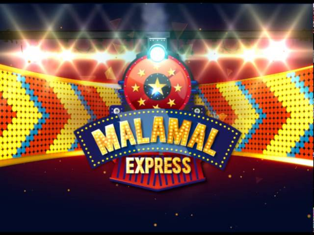 Express Entertainment Prize Winning game Show Malamaal Coming Soon
