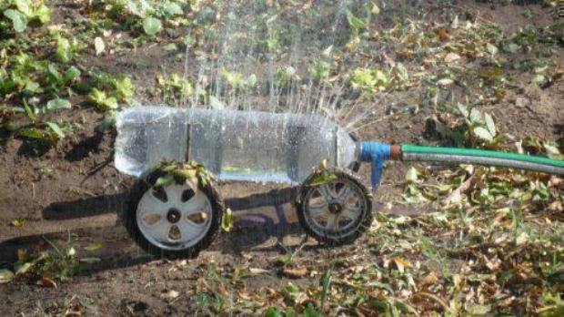 Intelligent Sprinkler for your garden!