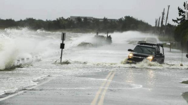 Sandy Strom in America