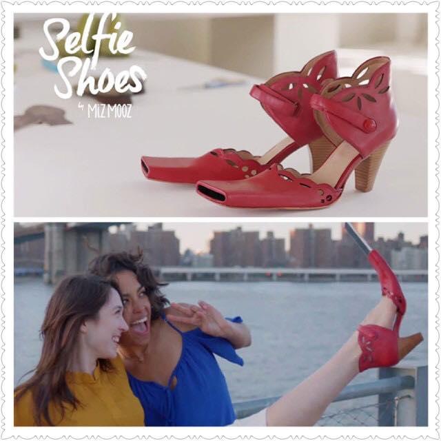 Selfie Shoe