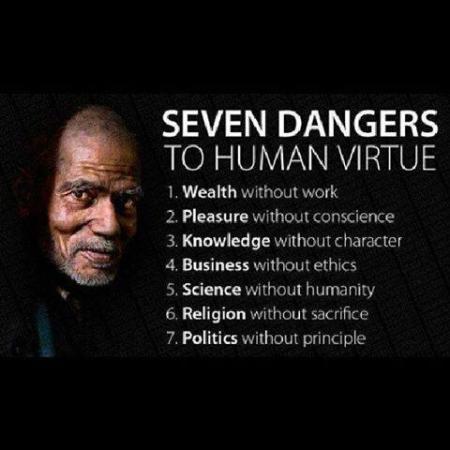 Seven Danger