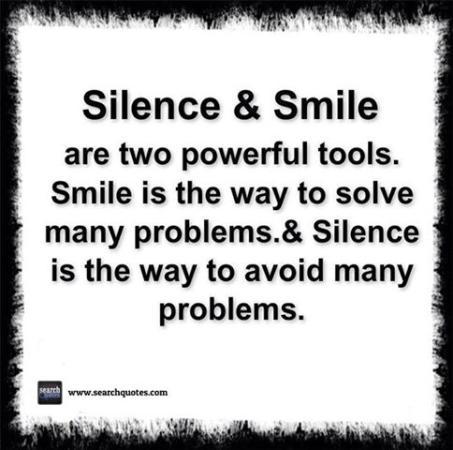Silence & Smile
