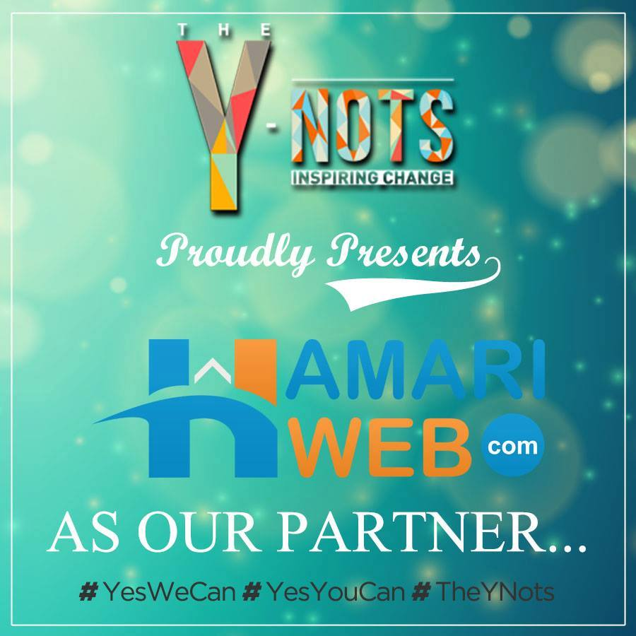 Y-Nots Proudly Presents Hamariweb As Their Media Partner