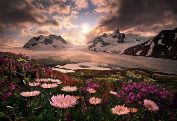 Beautiful Alaska, United States