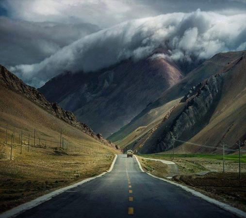 Beauty of Pakistan Karokuram Highway