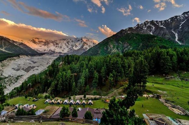 Fabulous Nanga Parbat and Fairy Meadows