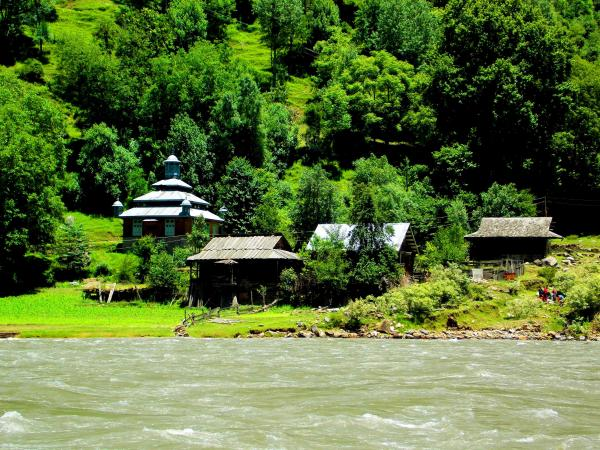 Karen, Neelum Valley (Pakistan)