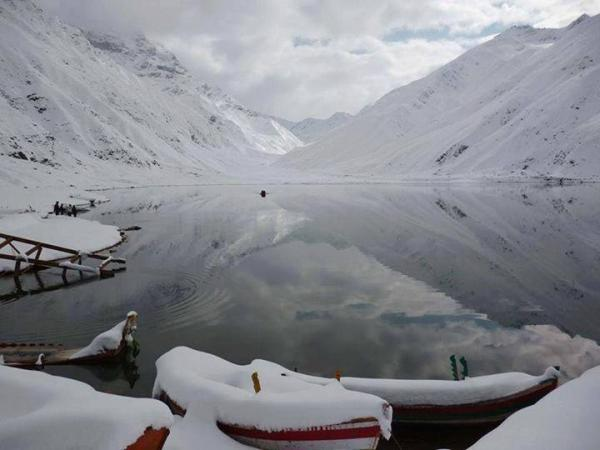 Latest picture of Saif ul Malook