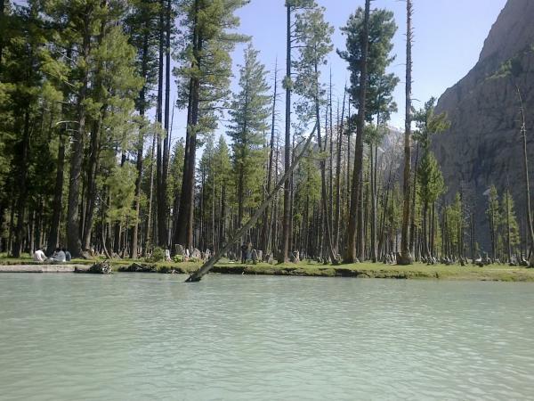 Mahu Dand Lake KALAM.