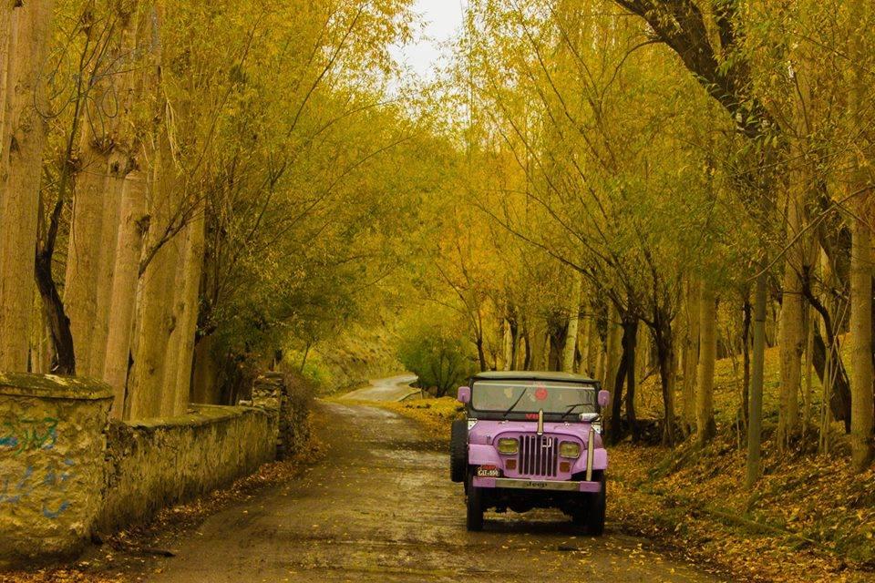 Nagar Valley, Gilgit-Baltistan