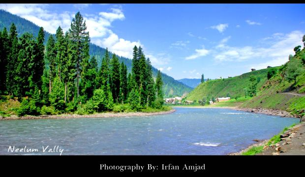 Neelum Vally Azad Kashmir pakistan