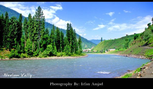 Neelum Vally Azad Kashmir pakistan