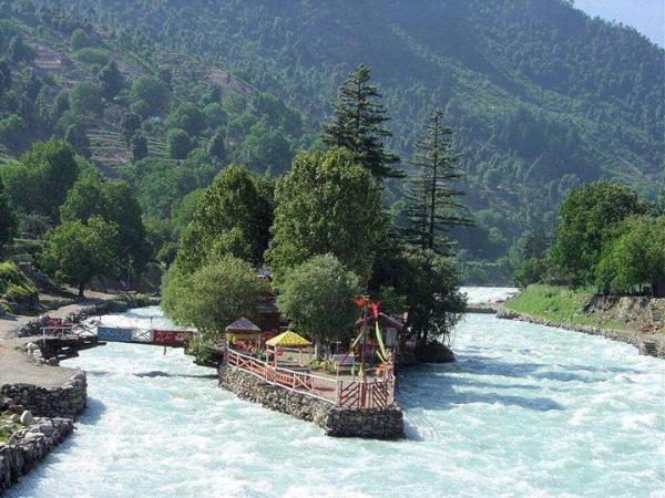 Old pic of Swat Valley. The Switzerland of Asia