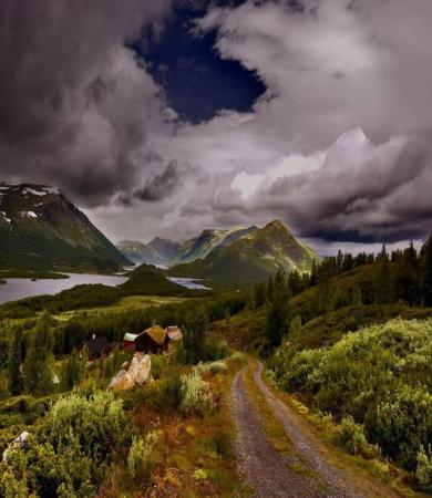 Rural Norway is Beautiful