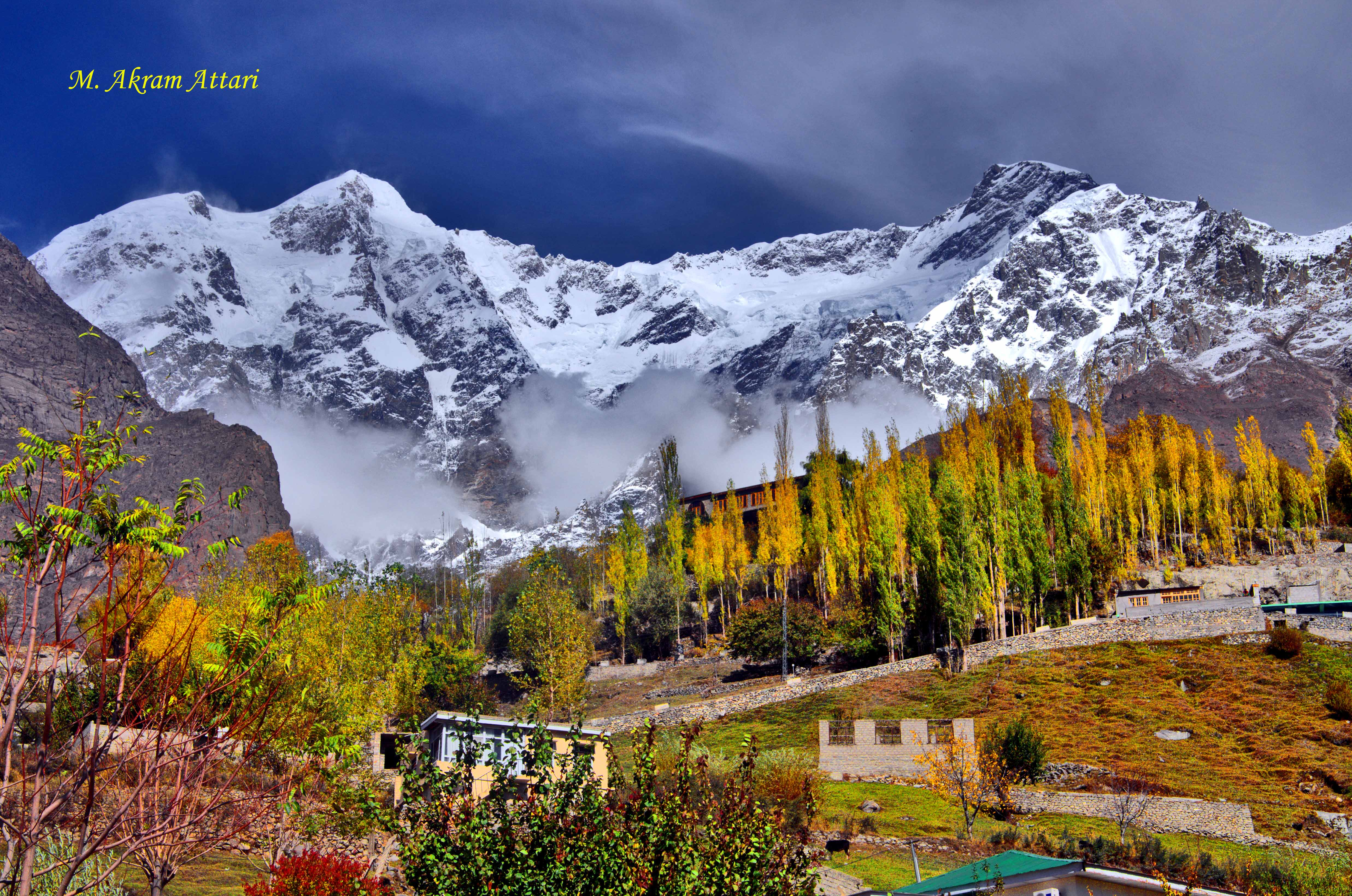Ulter Peak, Hunza GB (Pakistan)