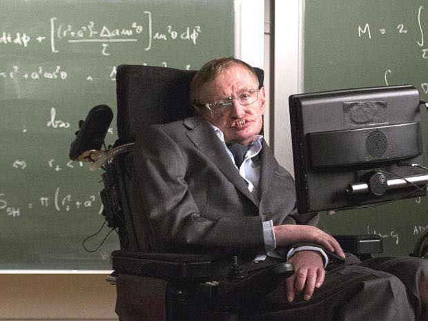 World Renowned Physicist Stephen Hawkings Has Died At The Age Of 76