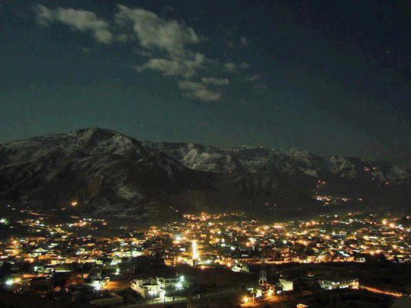 Abbotabad by Night