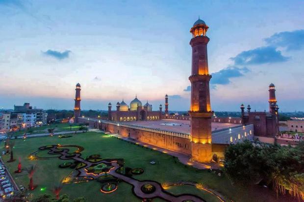 Badshahi Mosque Pakistan Images Amp Photos