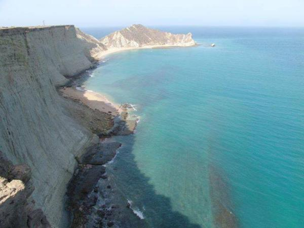 Beautiful Astola Island, Makran Coast, Balochistan, Pakistan