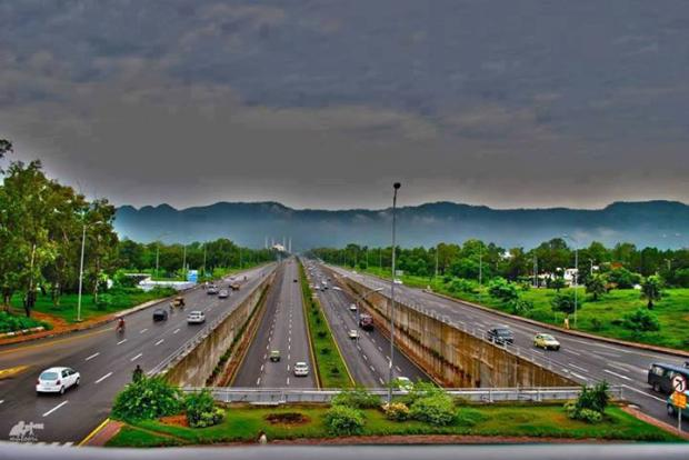 Beautiful Islamabad, Pakistan