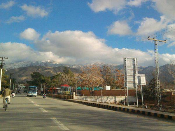 Beautiful Quetta, Pakistan