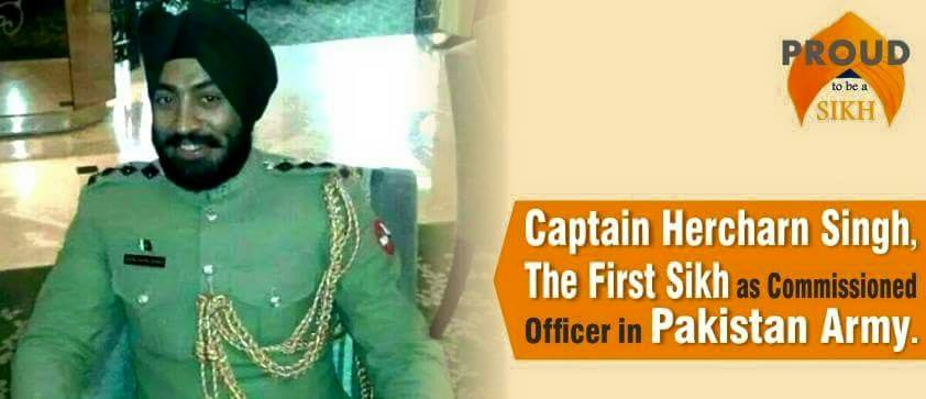 Capt Hercharn Singh